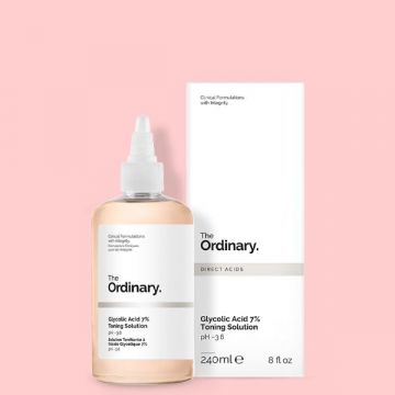 The Ordinary Glycolic Acid 7% Toning Solution - 240ml - US