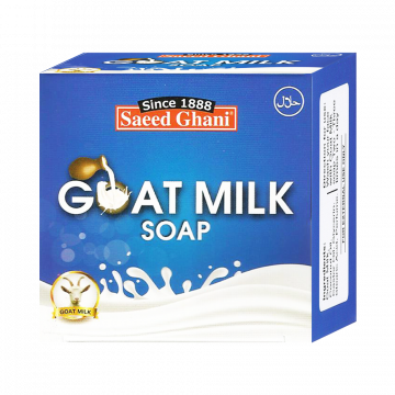 Saeed Ghani Goat Milk Soap - 85gm