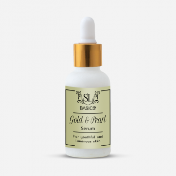SL Basics Gold & Pearl Serum - 30ml