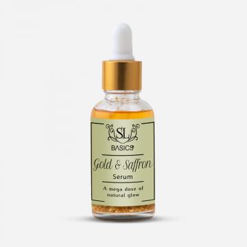 SL Basics Gold & Saffron Serum - 30ml