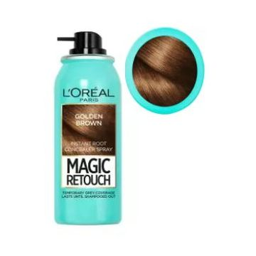 L'Oreal Paris Magic Retouch Root Touch Up Hair Color Spray - 10 Golden Brown - 75ml - 1088