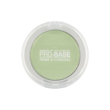 MUA Pro-Base Prime & Conceal Correcting Cream - Green