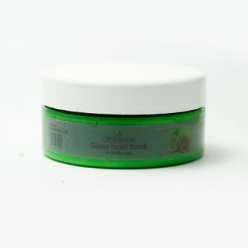 Greenshine Guava Facial Scrub 150gm