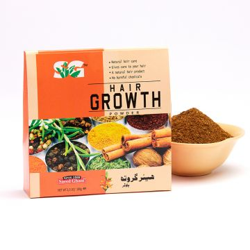 Saeed Ghani Hair Growth Powder - 100gm - 8964000259214