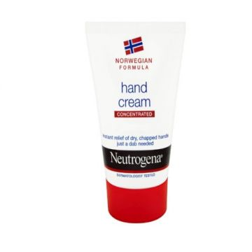 Neutrogena Hand Cream, Norwegian Formula, Dry & Chapped Hands - 50ml - 3574660297447