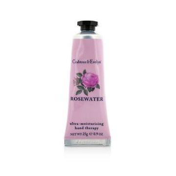 Crabtree & Evelyn Ultra Moisturising Hand Therapy - Rosewater - 25g - MB
