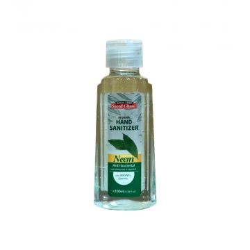 Saeed Ghani Hand Sanitizer - 100ml