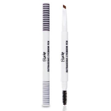 Rude Outrageous Eyebrow Pen - 65542 Haze