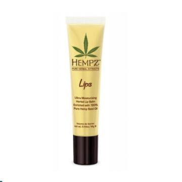 Hempz Lips Ultra Moisturizing Herbal Lip Balm - 14g - MB