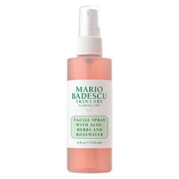 Mario Badescu Facial Spray With Aloe, Herbs and Rosewater (4fl/118mL)