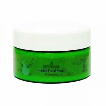 Greenshine Herbal Facial Scrub 150gm