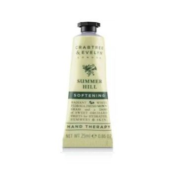 Crabtree & Evelyn Ultra-Moisturising Hand Therapy Mini - Summer Hill (25g/0.9oz)