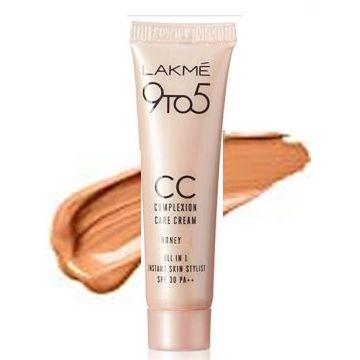 Lakme 9 to 5 Complexion Care Cream - Honey 30gm - 8901030655012