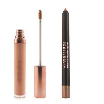Makeup Revolution Retro Luxe Kits Gloss - Honour