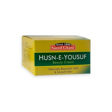 Saeed Ghani Husn-E-Yousuf Beauty Cream - 60gm - 8964000258293