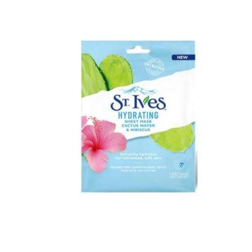 St. Ives Hydrating Sheet Mask 23ml - 8801619047910