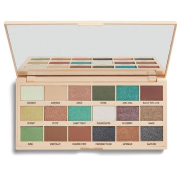 I Heart Makeup Macaroons Chocolate Palette