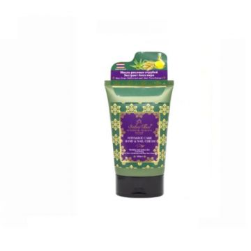 Sabai Thai Intensive Care Hand & Nail Cream Rice Milk 100ml - SBT-017