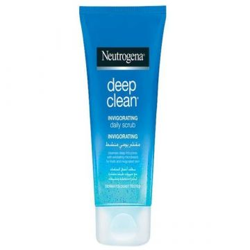 Neutrogena Deep Clean Invograting Daily Scrub - 150ml
