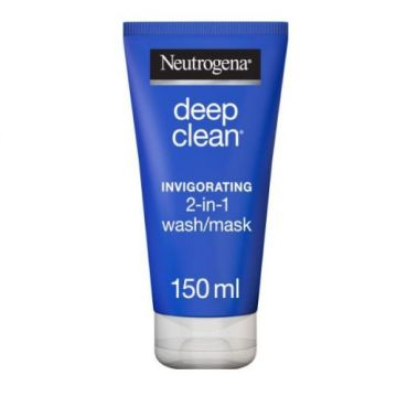 Neutrogena Deep Clean Invograting Mask - 150ml - 3574660372625