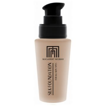 Masarrat Misbah Makeup Silk Foundation - Ivory