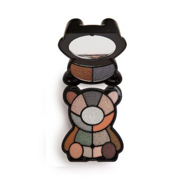 I Heart Makeup Teddy Bear Palette - Jett