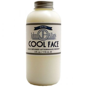 John Allan's Cool Face Aftershave Remedy