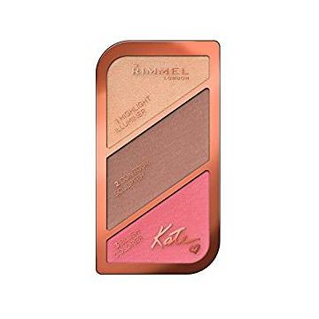 Rimmel Kate sculpting palette - 002 Fair to medium skin