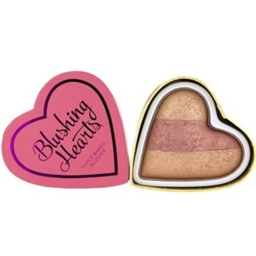 I Heart Makeup Hearts Blusher - Peachy Keen Heart