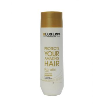 Luxliss Keratin Smoothing Daily Shampoo Volume 500ML