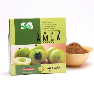 Saeed Ghani Khas Amla Powder - 100gm - 8964000259016