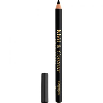 Bourjois Kohl & Contour Eye Pencil - Ultra Black