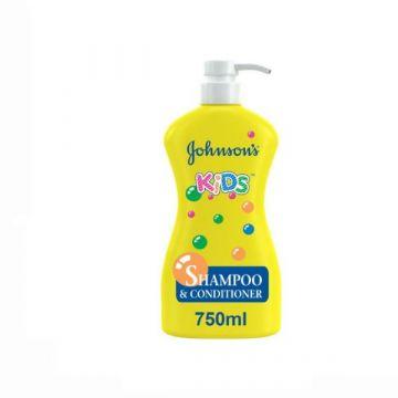 Johnson's Shampoo Kids 750ML - 6291018100156
