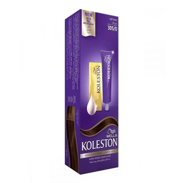 Wella Koleston Semi Kits 305/0 Light Brown AP-DEM