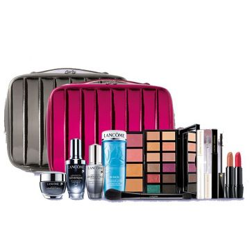 Lancome Holiday Special 10 Full Size Favorites Makeup Kit