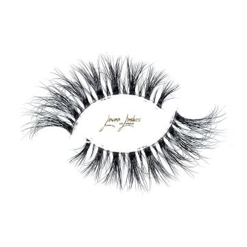 Lavaa Lashes Invisible 3D Mink Collection - Classy