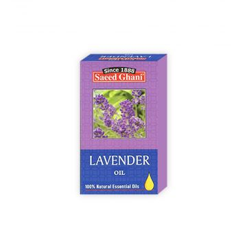 Saeed Ghani Lavender Oil - 10ml - 8964000507100