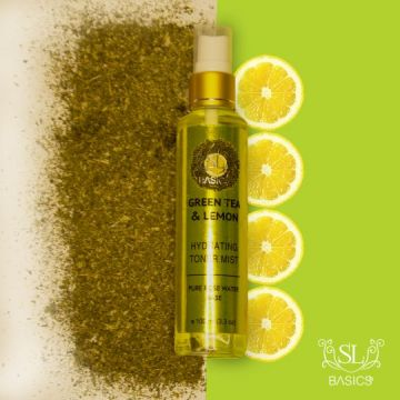 SL Basics Lemon & Green Tea Toner - 100ml