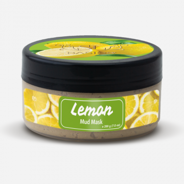 SL Basics Lemon Mud Mask - 200g