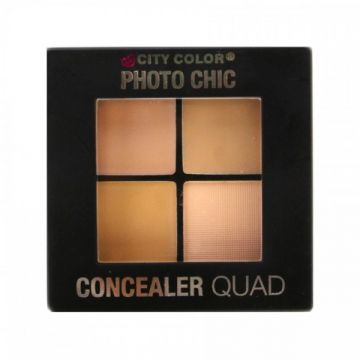 City Color Photo Chic Concealer - Light 1.1 - BB