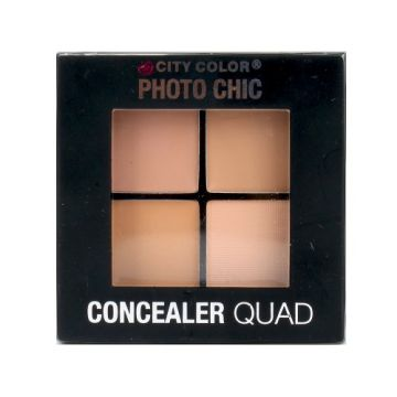 City Color Photo Chic Concealer - Light 1 - BB