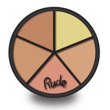 Rude Fabulous Concealer Wheel - 65916 Light