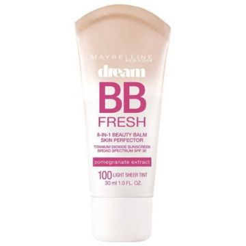Maybelline 8-In-1 Dream Fresh BB Cream - Light - 1171