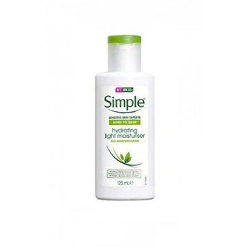 Simple Skincare Hydrating Light Moisturizer 125ml