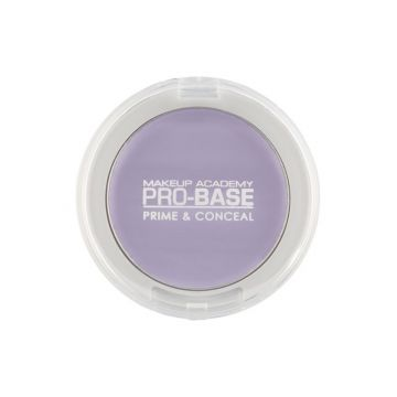 MUA Pro-Base Prime & Conceal Correcting Cream - Lilac