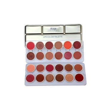 Stageline Lip Colour Palette - Large