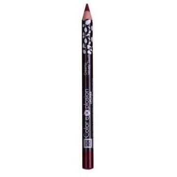 DMGM Color Explosion Lip Liner Maroon Fever 09