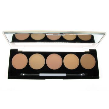 W7 Cosmetics Camouflage Kit Cream Concealer Palette