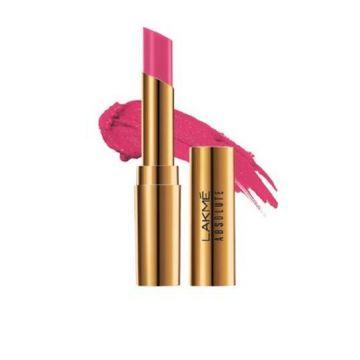 Lakme Absolute Argan Lip Color- Lush Rose - 8901030628955