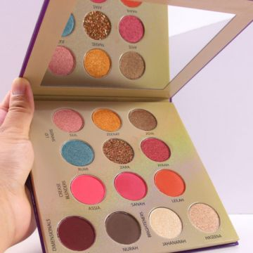 Zay Beauty Madham Eyeshadow Palette